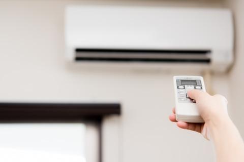 エアコン 節約 暖房 電気代 節電