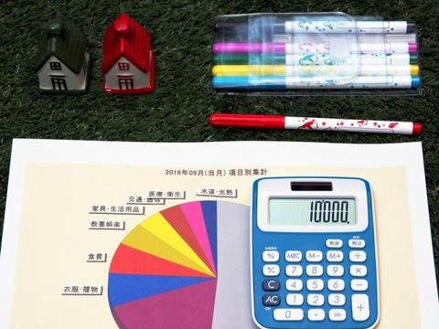 家計管理 実践マニュアル 家計費配分 黄金比率 家計費