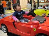 フェラーリかっこいいね!