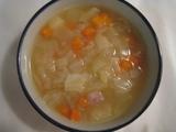 野菜コンソメスープ