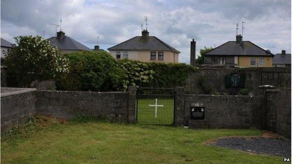 カトリック学校の敷地