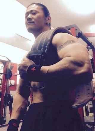 【筋トレ】筋肉の証明!☆2