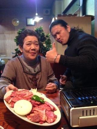 焼き肉ファイヤー!☆