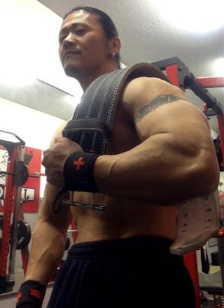 【筋トレ】筋肉の証明!☆1