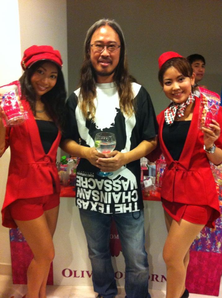 Nickson Fong