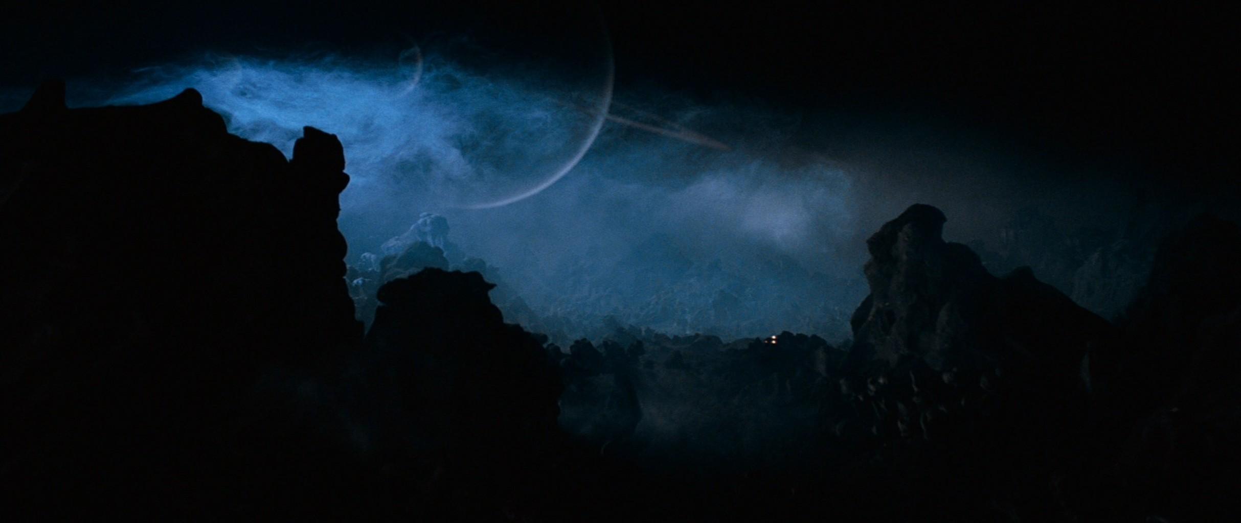 映画『エイリアン』ノストロモ号画像