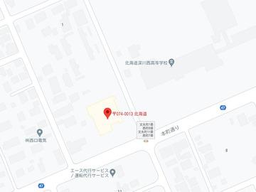 文西店MAP
