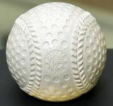昔の軟式ボール