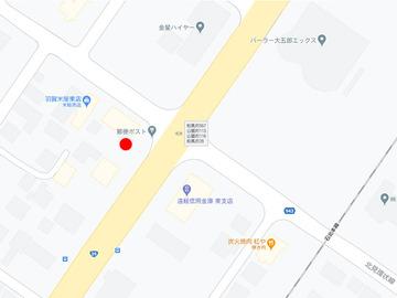 熊ッ子北見1号店MAP