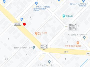 熊ッ子留萌店MAP1983