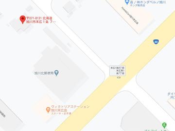 こぐま末広MAP