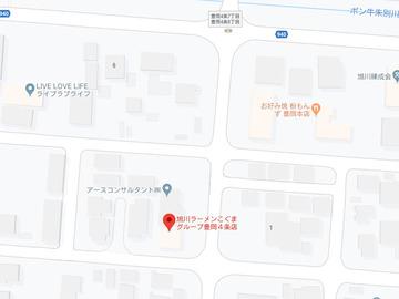 こぐま豊岡4条店MAP
