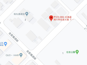 こぐま住吉店MAP