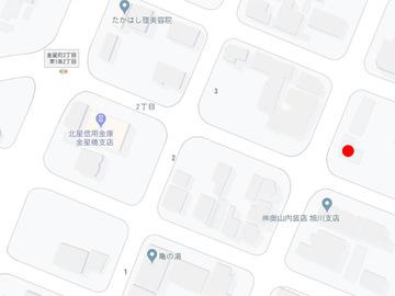 こぐま東2条店MAP