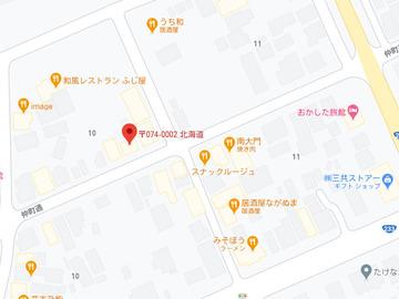 こぐま深川店MAP