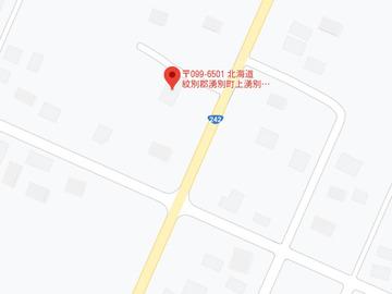 こぐま上湧別店MAP