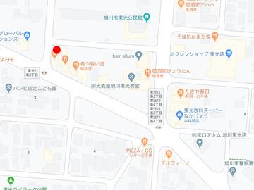 熊ッ子親和店MAP