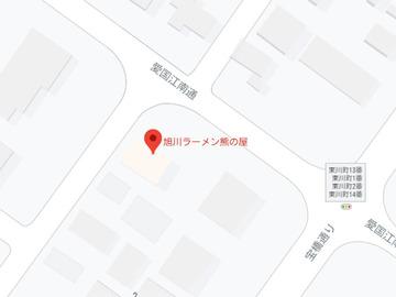 釧路熊の屋MAP