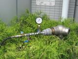 1F加圧測定メーター