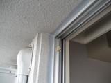 窓枠のシーリング工事