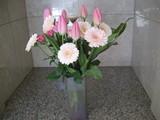 2月エントランスの花