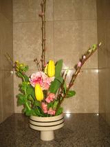 3月の生花