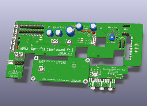 ubitx_option_pcb