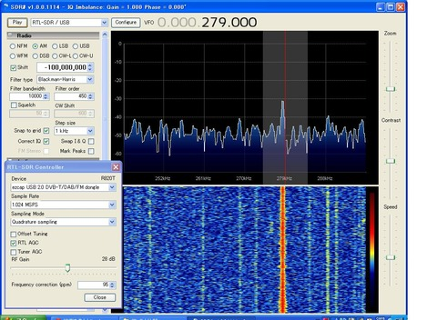 279kHz Radio Rossii