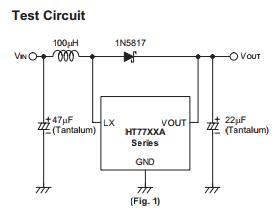 HT7733A回路