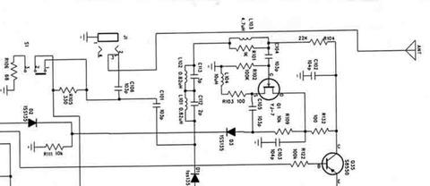 DE1103回路図