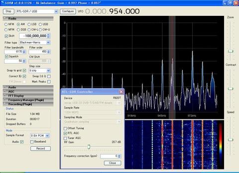 954KHzTBSラジオ