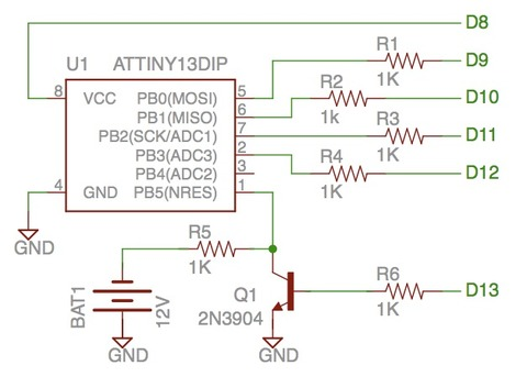 ヒューズビット初期化回路