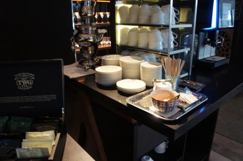 JWマリオットTWGの紅茶