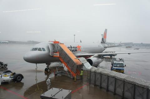成田空港ジェットスター国内線