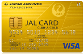 JAL CLUB-A GOLD VISA
