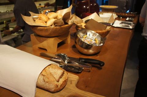 JWマリオットのパン