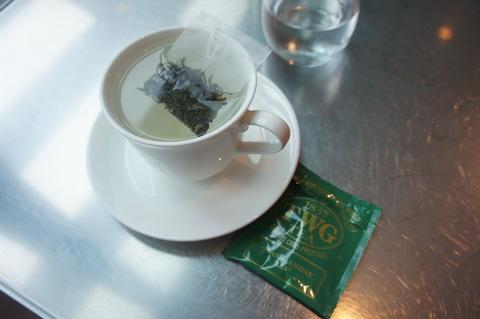 シンガポールTWGジャスミン茶