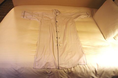 ダブルツリーbyヒルトン那覇のパジャマ