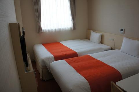 ホテルアベスト那覇国際通りファミリーダブルルーム