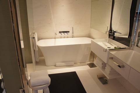 JWマリオットシンガポールバスルーム