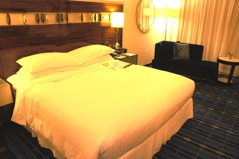 香港スカイシティマリオットホテルプレミアスカイラインビュールーム
