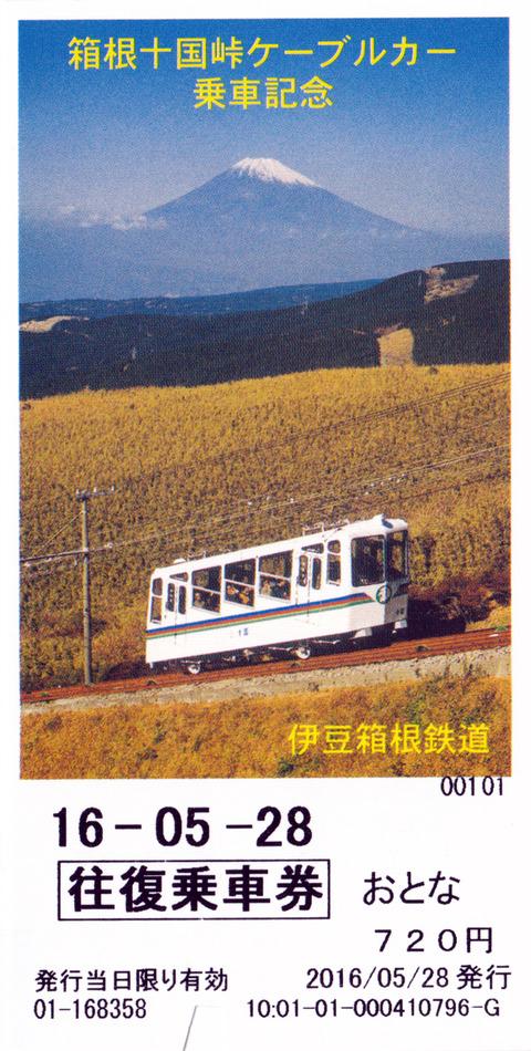 十国峠チケット160528