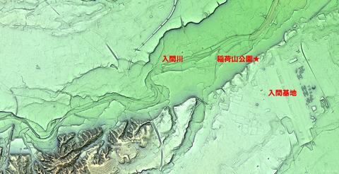 関東平野14入間基地入間川a