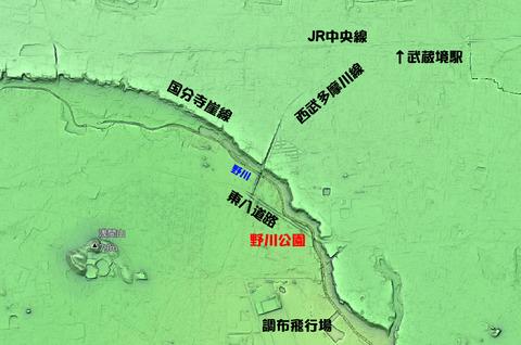 野川公園20210613a