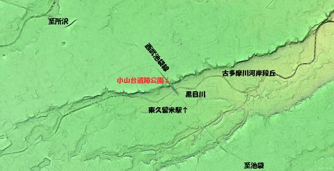 小山台遺跡公園