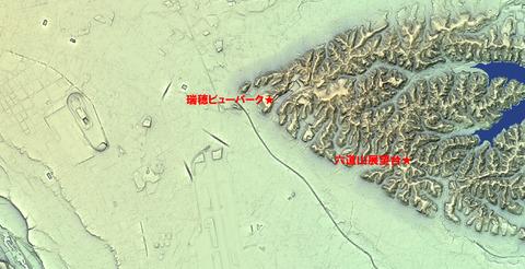 関東平野18横田基地北a