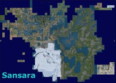 sanara-map