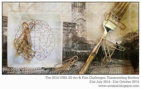 99-----------Transcending Borders Poster UWA 2014 3D Art
