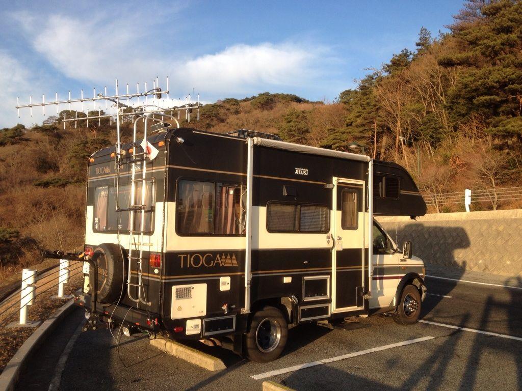 アマチュア無線局JH3JSJ活動記録       移動運用専用キャンピングカー     コメントトラックバック