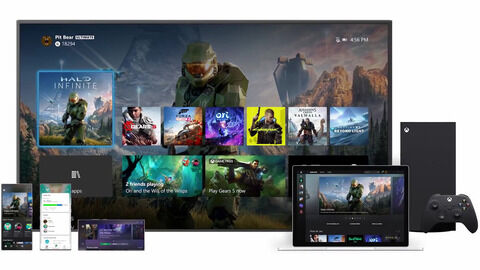 Xboxさん、アプデによりメニュー画面を刷新 発売前のXSXやXSSと同じUIを一足先に体験できることに